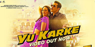 Video Klip Yu Karke Dabangg 3