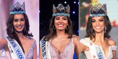Manushi Chillar dan Dua Mantan Miss World Bersatu Lawan Covid-19