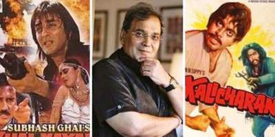 "Lockdown, Subhash Ghai Siapkan Sekuel ""Khalnayak"" dan Remake ""Kalicharan"""