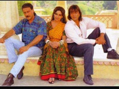 """""""Khalnayak 2"""" Tetap Hadirkan Sanjay Dutt, Madhuri Diixt dan Jackie Shroff"""