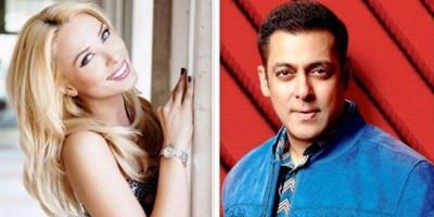 Akhirnya Salman Khan Akan Luncurkan Kekasihnya, Iulia Vantur ke Bollywood