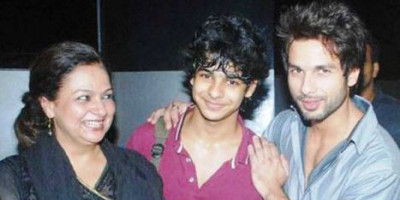 Neelima Azim Ungkap Kedekatan Shahid Kapoor dan Ishaan Khatter