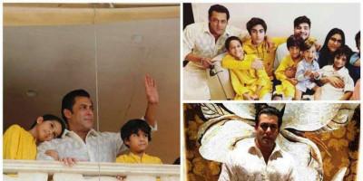 Salman Khan Siap Rilis Lagu Khusus untuk Para Fansnya di Hari Raya Idul Fitri
