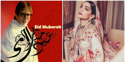 Idul Fitri 2020: Dari Amitabh Bachchan Hingga Sonam Kapoor Ucapkan Idul Fitri untuk Penggemar