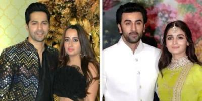 Akibat Pandemi, Pernikahan Varun Dhawan-Natasha Dalal dan Ranbir Kapoor-Alia Bhatt Diundur ke 2021