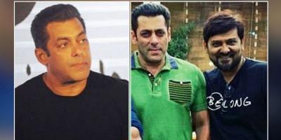 Salman Khan Sangat Berduka Atas Meninggalnya Wajid Khan