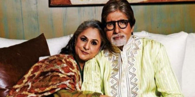 Di Perayaan Ultah Pernikahan Amitabh dan Jaya Bachchan ke 47, Abhishek: Selamat Ulang Tahun Ma dan Pa