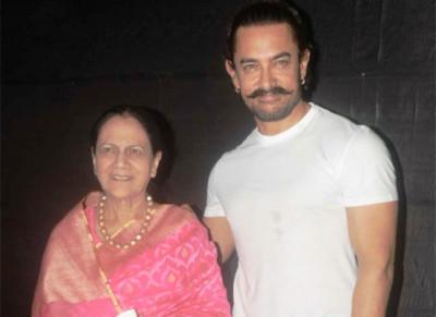 Aamir Khan Bernafas Lega Setelah Sang Ibu Dinyatakan Negatif Covid-19