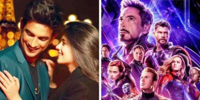 """Trailer """"Dil Bechara"""" Jadi Trailer Paling Disukai Lampaui Avengers Endgame dalam Waktu 24 Jam"""