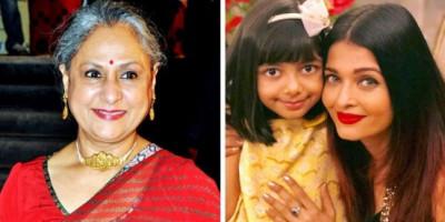 Jaya Bachchan, Aishwarya Rai Bachchan dan Aaradhya Negatif COVID-19
