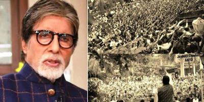 Dua Minggu di RS, Amitabh Bachchan Rindu Bertemu Penggemarnya