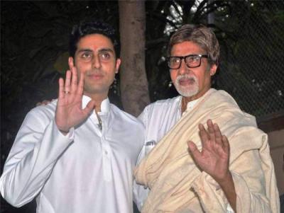 Dinyatakan Negatif COVID-19, Amitabh Bachchan Diizinkan Pulang