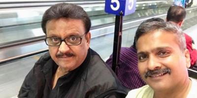 Kondisi Kesehatan SP Balasubrahmanyam Membaik, Meski Masih Menggunakan Ventilator