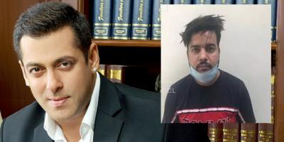Inilah orang yang mau Menembak Salman Khan