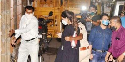 Hari Ini, Rhea Chakraborty Resmi Menghuni Lapas Byculla, di Mumbai