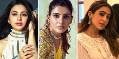 Samantha Akkineni Minta Maaf Pada Sara Ali Khan dan Rakul Preet Singh