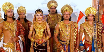 ANTV Kembali Hadirkan Drama Kolosal Mahabharata dan Drama Romantis Ishq Mein Marjawan