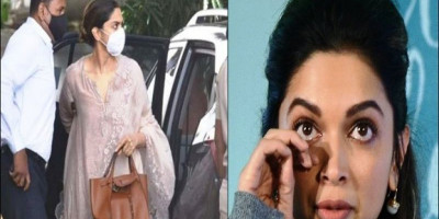Selama 5 Jam Diinterogasi, Deepika Padukone Menangis Hingga 3 Kali