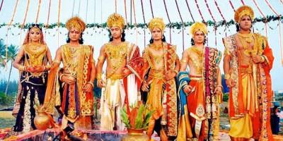 Kostum Serial Mahabharata, Salah Satu Karya Besar Bhanu Athaiya