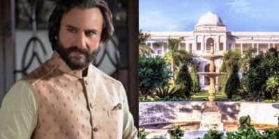 Saif Ali Khan Membeli Kembali Istana Pataudi Seharga 16 M
