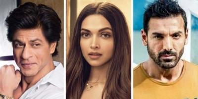 """Dipastikan """"Pathan"""" Dibintangi SRK, Deepika dan John Abraham Rilis pada Diwali 2021"""