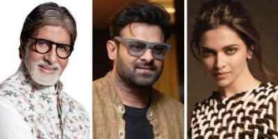 Bukan Cameo, Amitabh Bachchan Akan Berperan Utama di Film Prabhas-Deepika Padukone