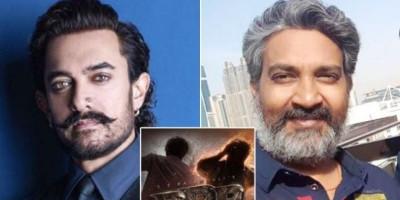 """Setelah Ajay Devgn dan Alia Bhatt, SS Rajamouli Gaet Aamir Khan untuk """"RRR"""""""