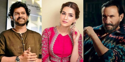 "Kriti Sanon Akan Perankan Sita di Film yang Dibintangi Saif Ali Khan dan Prabhas ""Adipurush"""