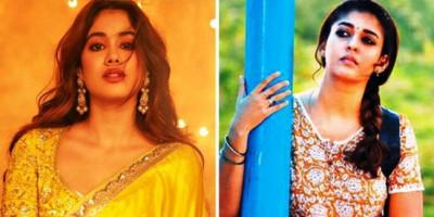 "Janhvi Kapoor Siap Bintangi Remake Film Hits Tamil ""Kolamavu Kokila"""