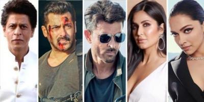 YRF Siap Satukan SRK-Salman-Hrithik-Katrina-Deepika dalam Sebuah Film