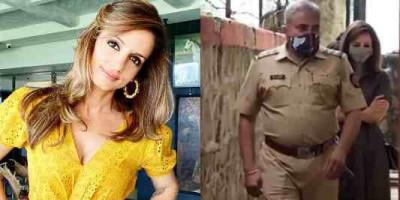 Sussanne Khan Sangkal Dirinya Ditangkap Polisi Saat Penggerebekan di Club Dragon Fly Mumbai