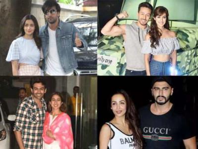 Inilah 10 Pasangan Bollywood yang Jadi Pembicaraan di Tahun 2020