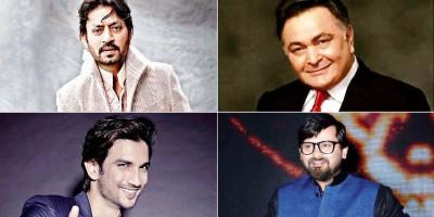 13 Seleb Bollywood yang Meninggal di Tahun 2020: Dari Sushant Singh Rajput Hingga Rishi Kapoor