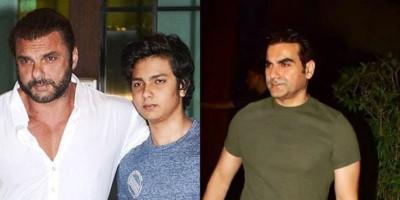 Langgar Protokol Kesehatan, Arbaaz Khan, Sohail Khan dan Nirvaan Khan Dilaporkan ke Polisi