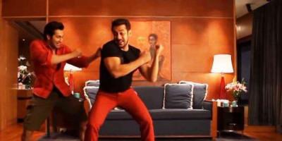 """Varun Dhawan dan Salman Khan Akan Nari Bareng untuk """"Antim"""""""