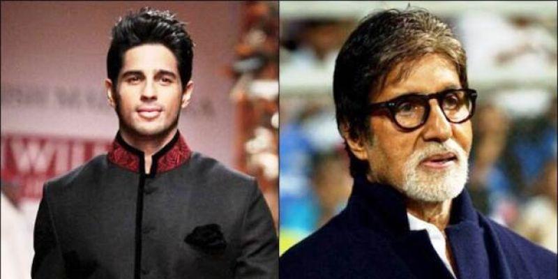 "Sidharth Malhotra Akan Join dengan Amitabh Bachchan untuk ""Ankheen 2"""