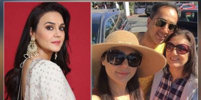 Preity Zinta Sedih, Ibu dan Saudara Laki-lakinya Positif Covid-19