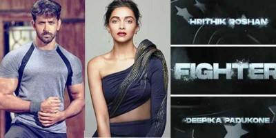 """Berbiaya 500 M """"Fighter"""" Akan Jadi Film Termahal Bollywood"""
