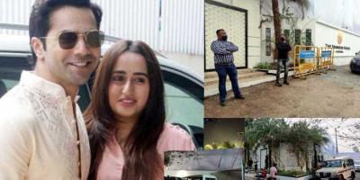 Dilarang Bawa Ponsel di Pernikahan Varun Dhawan - Natasha Dalal