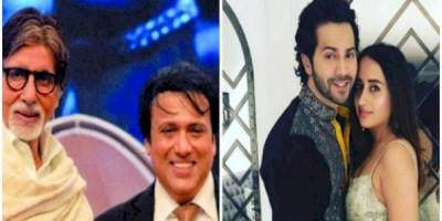 Tak Ada Bachchan, Kapoor Ataupun Govinda di Pernikahan Varun Dhawan