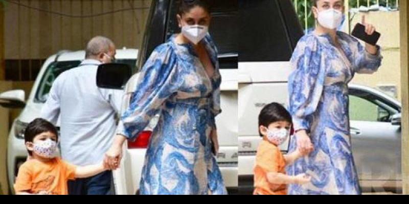 Kareena Kapoor Tak Izinkan Bayinya Difoto