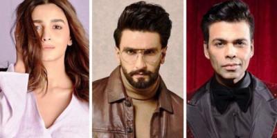 Alia Bhatt dan Ranveer Singh Jadi Sepasang Kekasih di Film Karan Johar