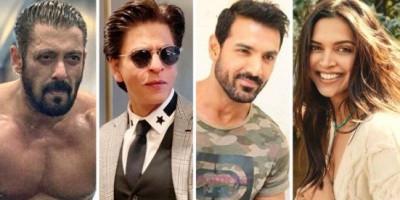 Salman Khan Siap Gabung dengan SRK, DP dan John Abraham Syuting di Dubai