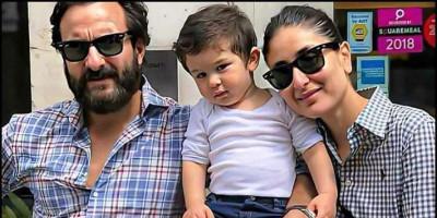 Saif Ali Khan Belum Menamai Putranya yang Baru Lahir, Ini Alasannya