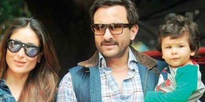 Saif Ali Khan-Kareena Kapoor Belum Berencana Perkenalkan Putra Keduanya