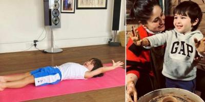 Lucunya Tingkah Taimur Ali Khan, Ini Komentar Kareena Kapoor