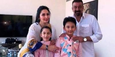 Sanjay Dutt Rayakan Idul Fitri Bersama Keluarga di Dubai