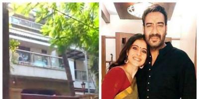 Setelah Amitabh Bachchan, Kini Ajay Devgn Beli Bungalow Mewah di Mumbai Seharga 120 Miliar