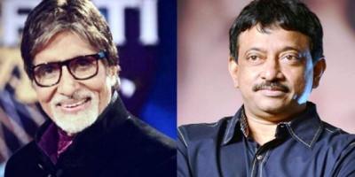 Amitabh Bachchan dan Ram Gopal Varma Kembali Bekerjasama Setelah 4 Tahun