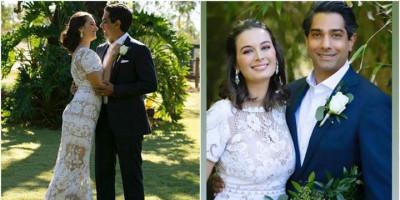 Evelyn Sharma Nikahi Kekasihnya, Tushaan Bhindi di Brisbane, Australia